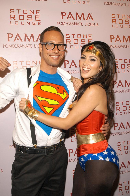 Lo Que El Cliente Pida Kim Kardashian Wonder Woman  Goyoman-2563