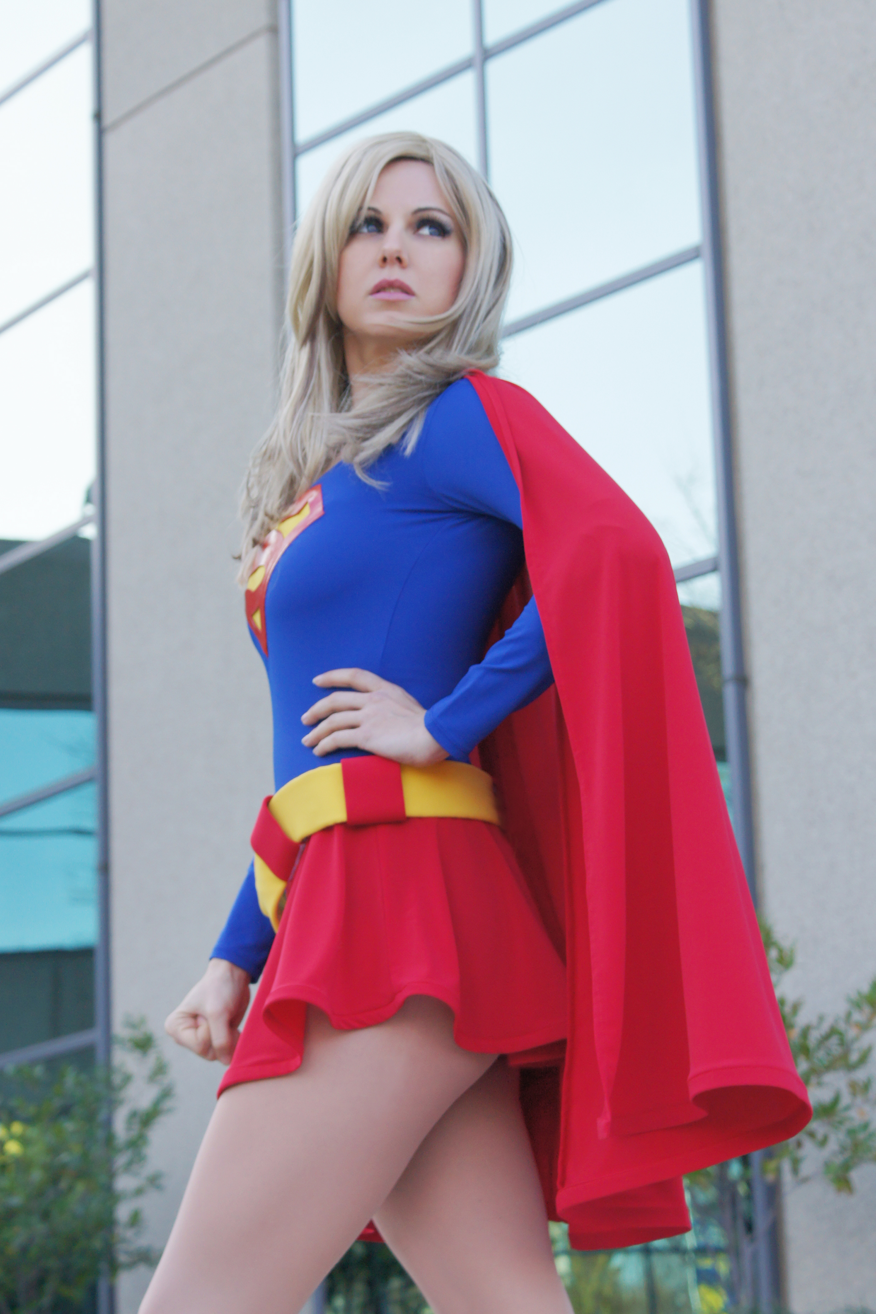 Excellent answer Sexy cosplay supergirl hot